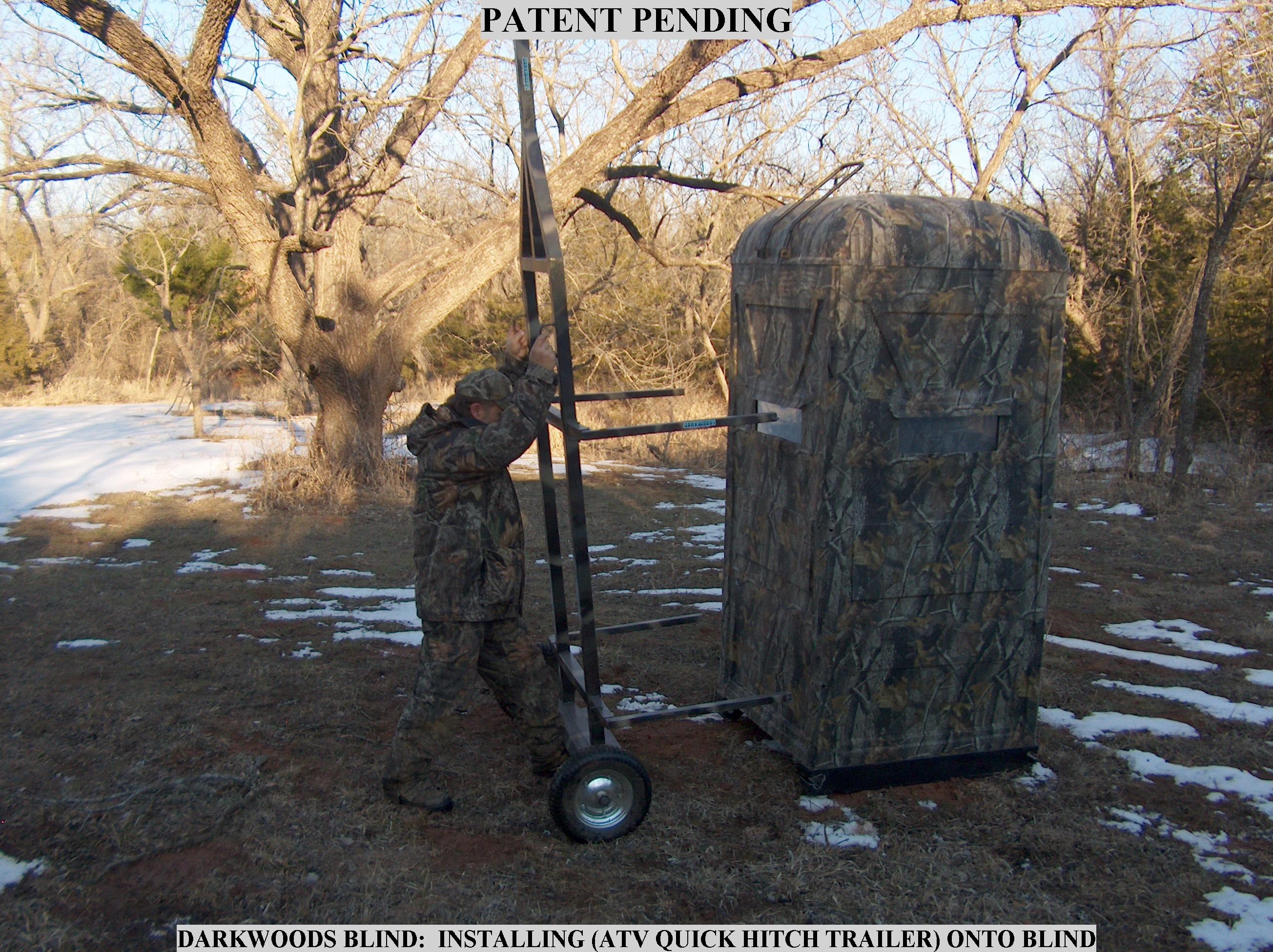 Deer Blinds Hunting Blinds Hunting Trailers Realtree Deer
