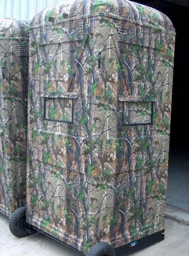 Outfitters Ranchers Hunting Blinds Deer Stands Portable
