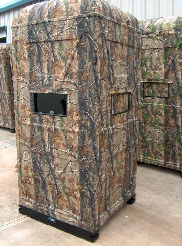 The Gallery For Gt Homemade Portable Deer Blinds