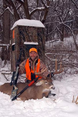 Deer huntingdeer standsground blindsstandsdeer blinds solutioingenieria Image collections