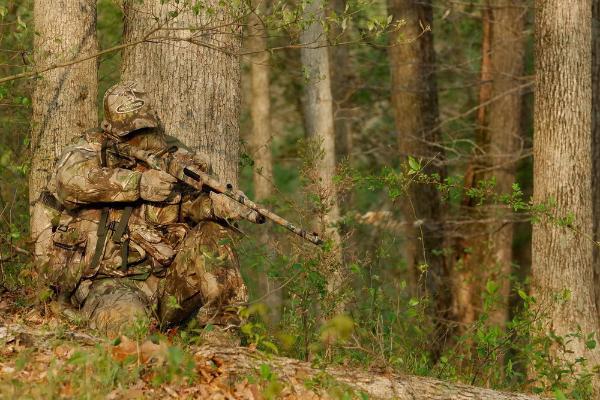 Deer Blindsstandsrealtreecamodewaltbowgunhuntingadvantage Impressive Best Hunting Camo Pattern