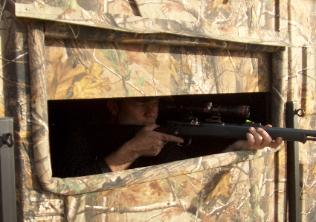 Double Blinds Deer Blinds Hunting Blinds Deer Stands