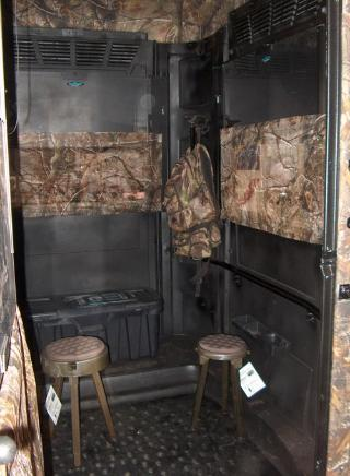 Handicap Disabled Deer Blinds Portable Deer Stands Hunting